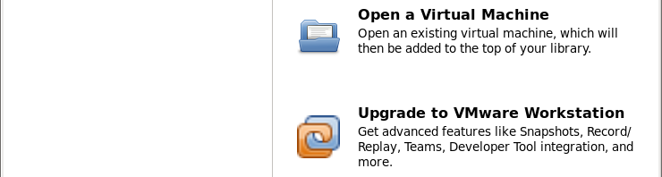 vmware guest OS インストール 画像7