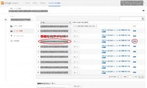 google analyticsの情報を他のユーザーページに表示する 画像4