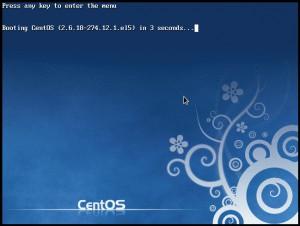 Linuxをシングルユーザーモードで起動する方法。パスワードを忘れたときに使うことが多い。 画像1