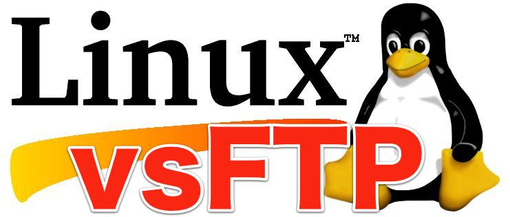 vsftpd(FTPサーバーの構築)のインストールと設定