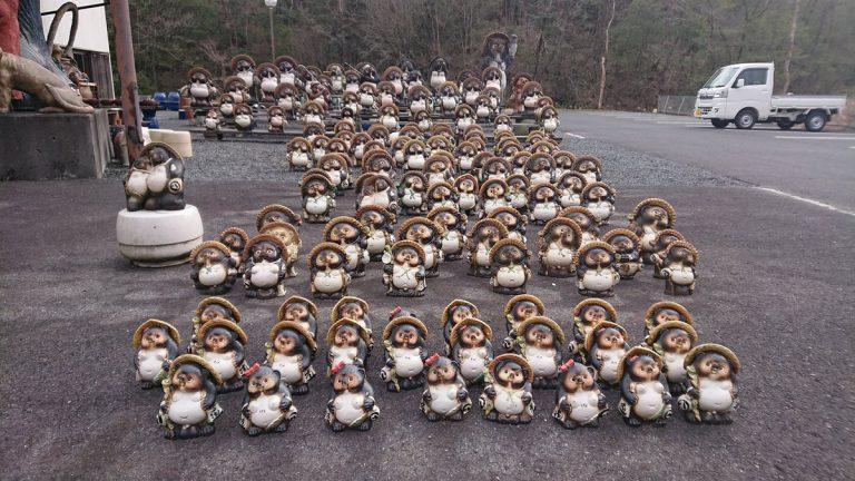 【サイクリング】近江グリーンロード・信楽高原を走る