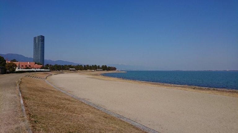 【サイクリング】琵琶湖一周(2回め)