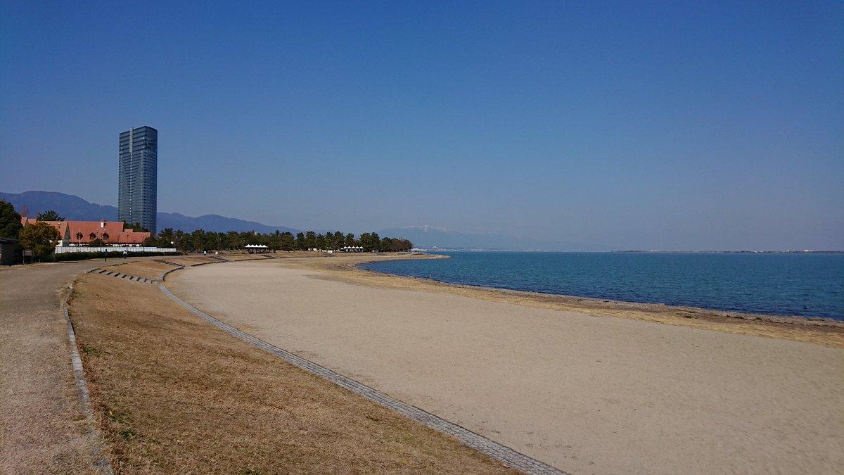 琵琶湖 サイクリング