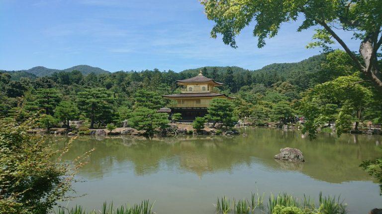 【サイクリング】京都世界遺産巡り   金閣寺、天龍寺遍