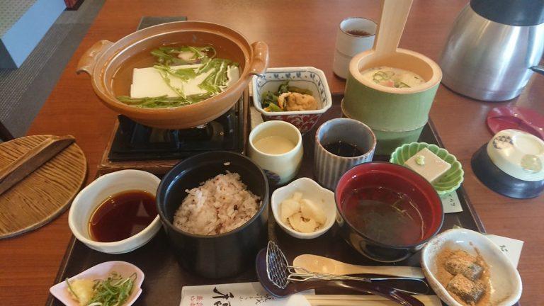 【サイクリング】初夏の保津峡を走る。嵐山で豆腐料理を堪能しました。